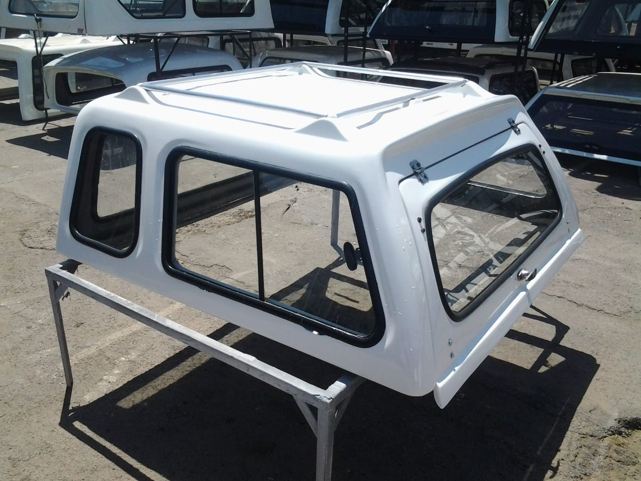PRE OWNED ISUZU FLEETSIDE DC CANOPY FOR SALE!!!!