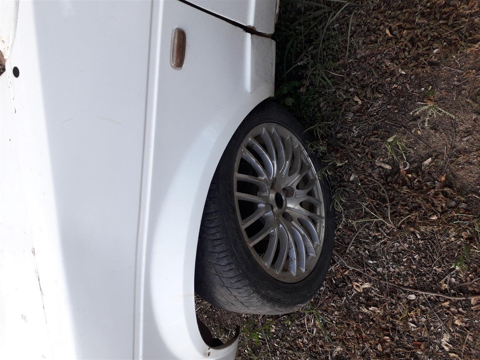 1998 VW Golf 1.0TSI Comfortline