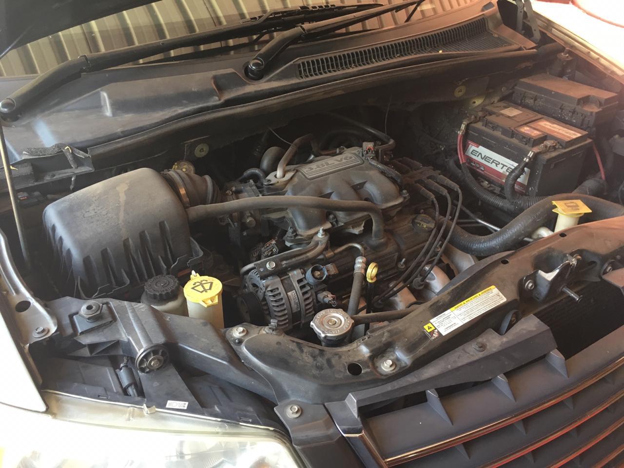 2010 Chrysler Grand Voyager 3.8 LX