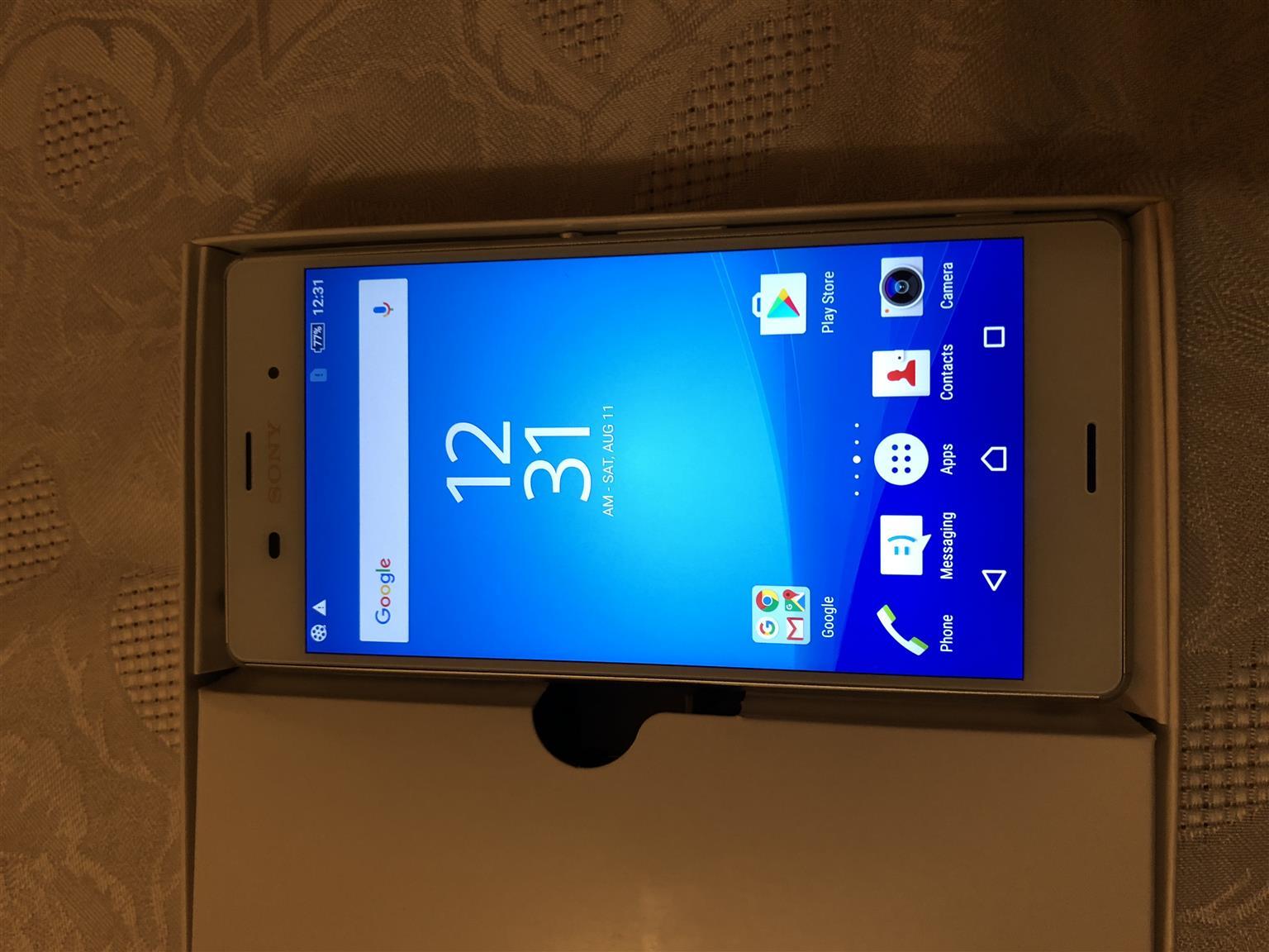 Promo Harga Sony Xperia Z3 Plus Dual Sim White Termurah 2018 Sweater Anak Laki Rbj347 Junk Mail