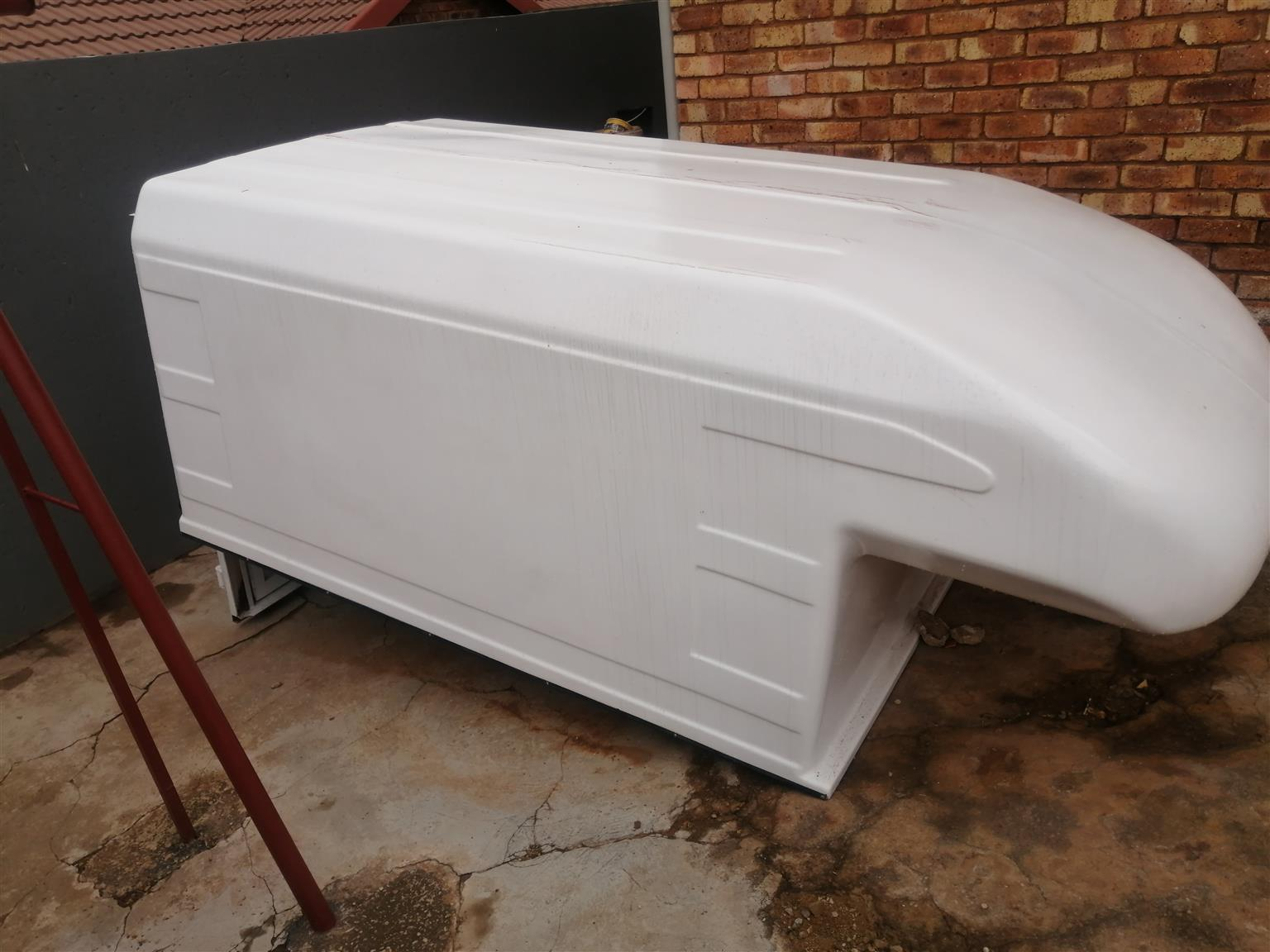 Canopy for long wheel base