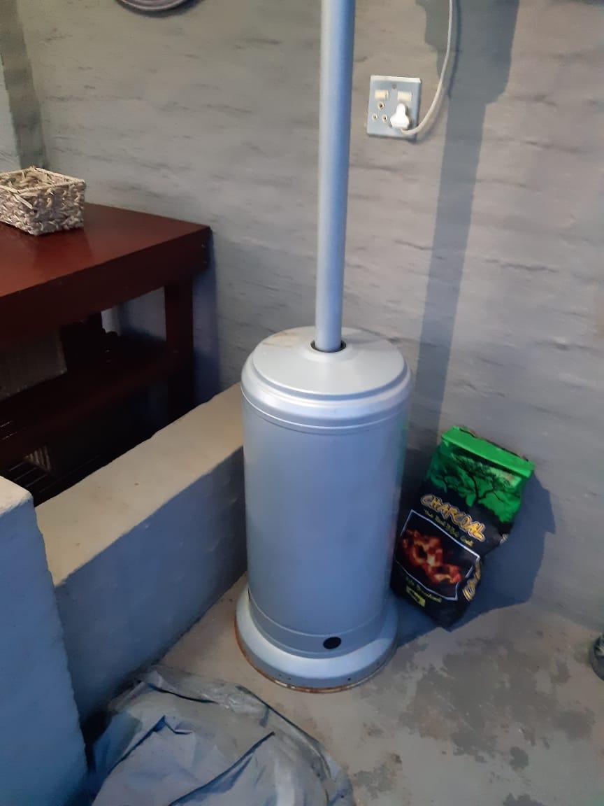 Mushroom Alva Heater