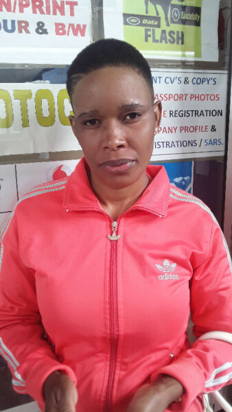 Active maid/babysitter/housekeeper/care-giver with refs from Lesotho needs stay in work.