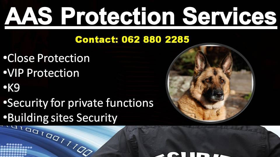 Security Cameras, Electric Fencing, Motor Gate repairs,PI's,Attorneys,Alarm systems, Debt Collectors etc