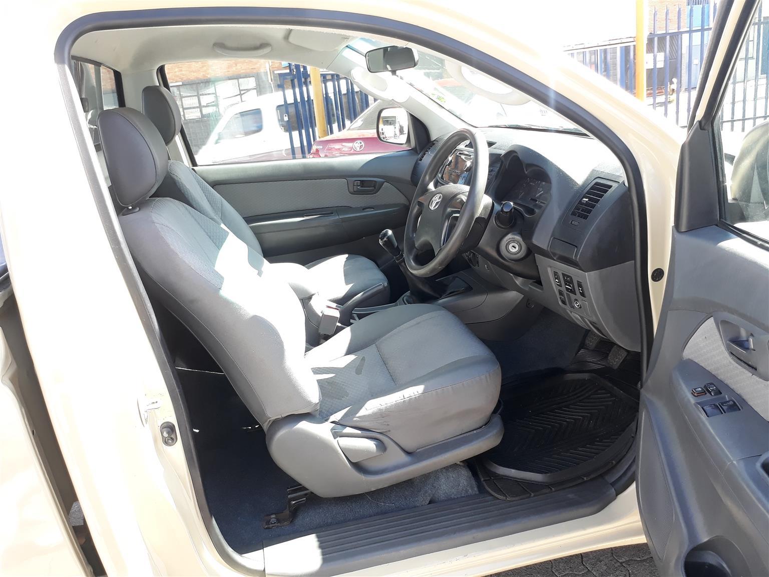 2015 Toyota Hilux 2.5D 4D SRX