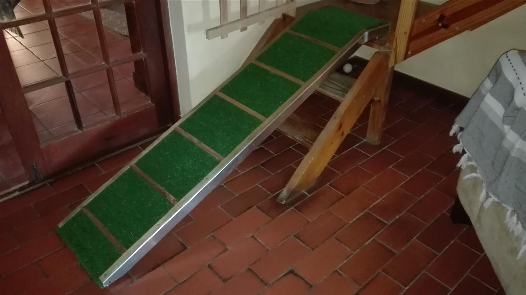 Dog-ramps and steps