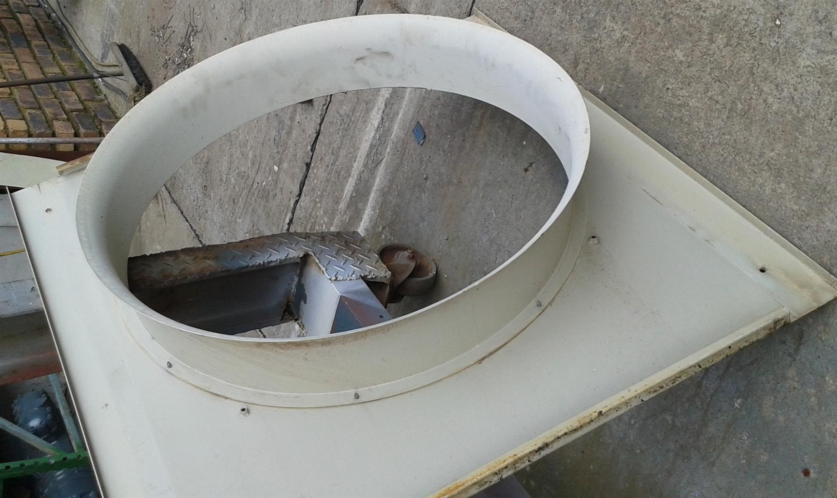 Ziehl high velocity fans