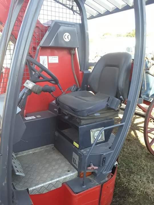 2013 Manitou TMT25i truck mount
