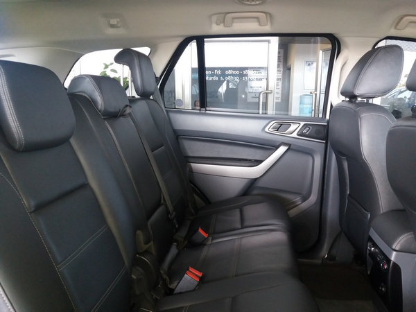 2018 Ford Everest EVEREST 3.2 XLT 4X4 A/T