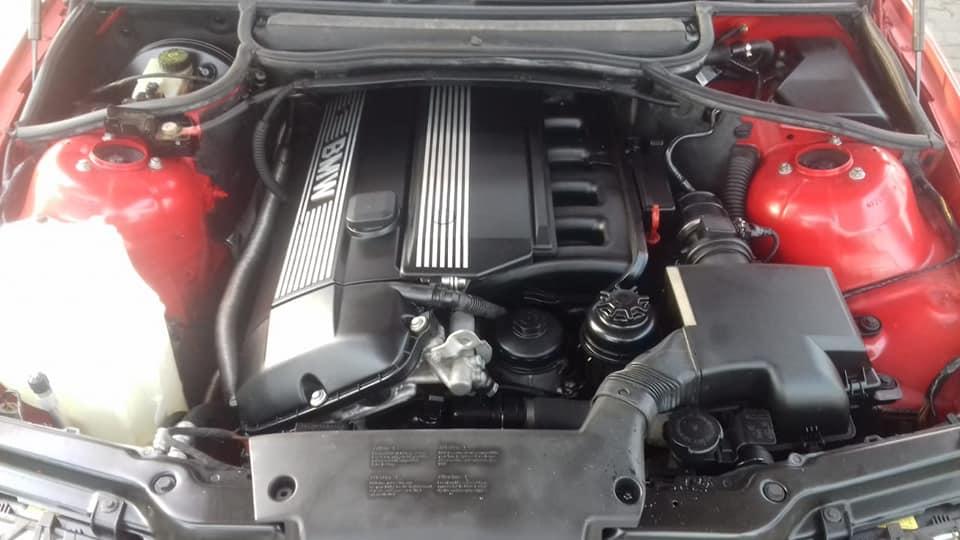 1999 BMW 3 Series sedan 330i A/T (G20)