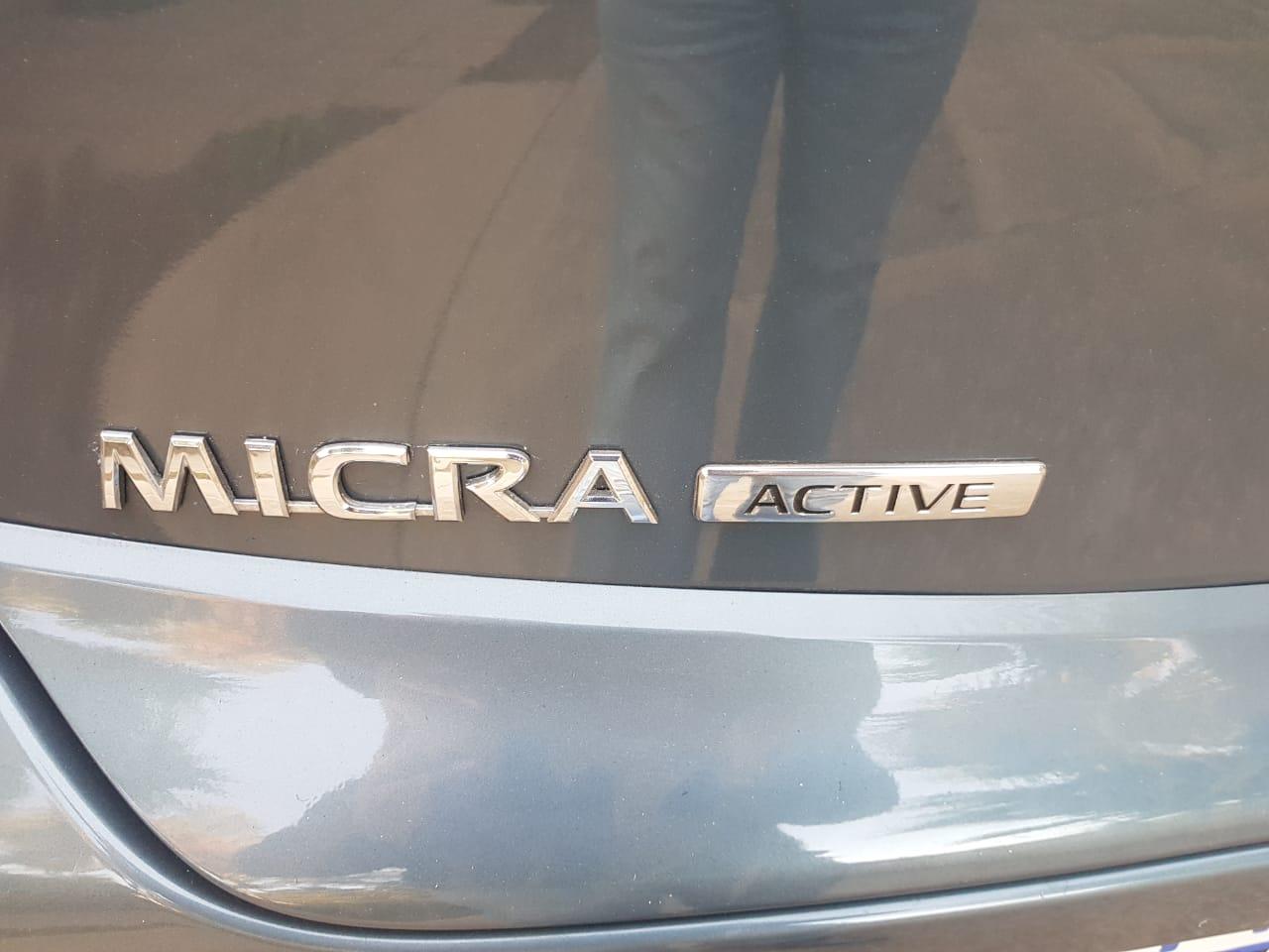 2018 Nissan Micra 1.2 Visia+