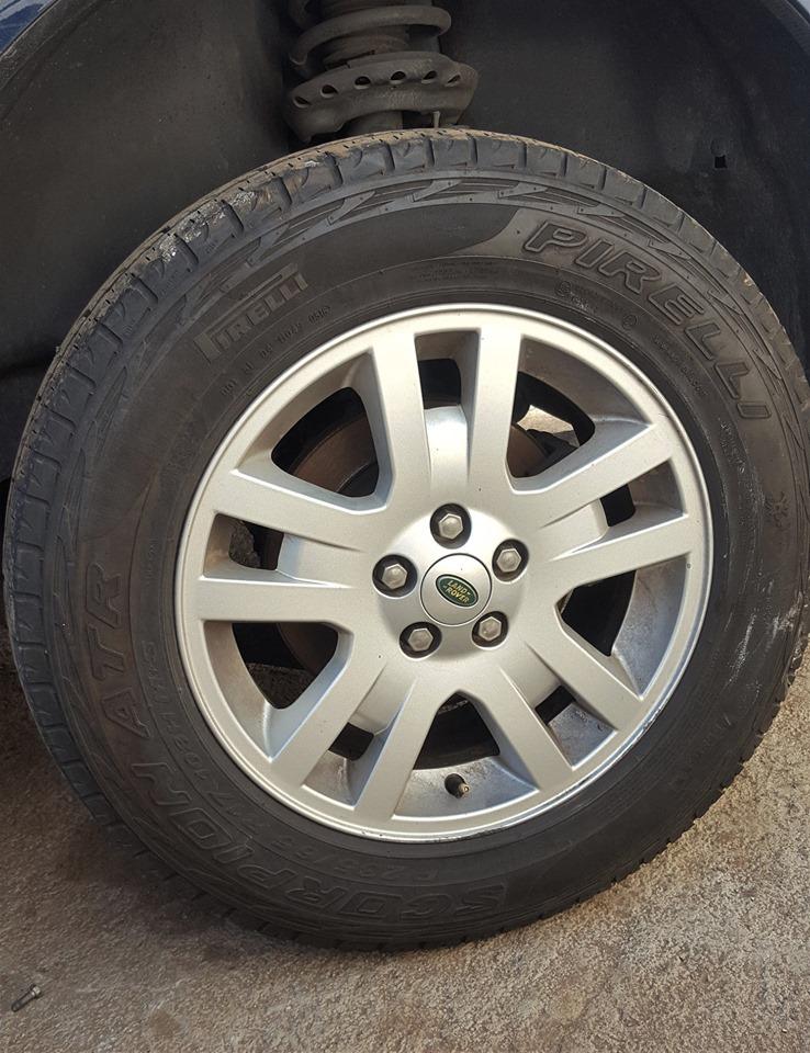 Land Rover Rims for sale | AUTO EZI