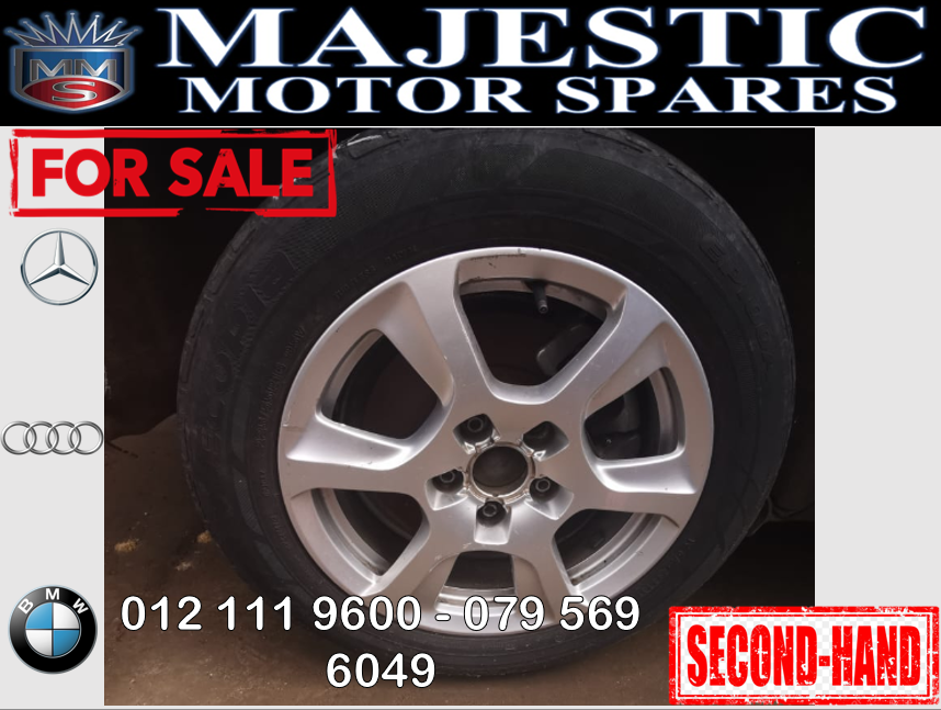 Majestic motor spares rims and mags for sale