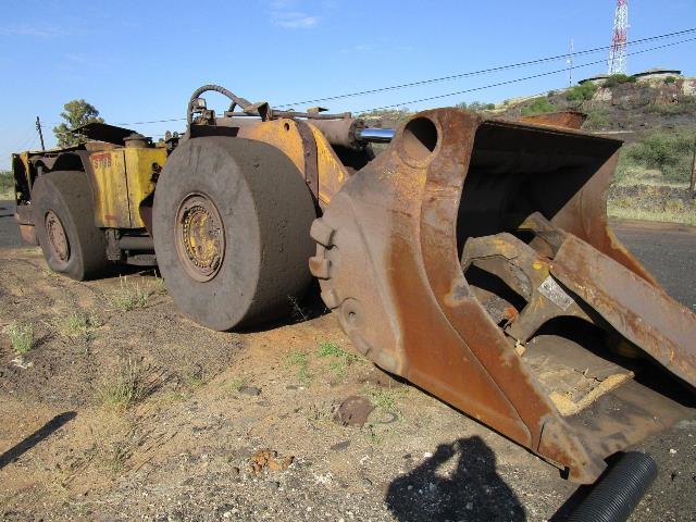 Wagner Scooptram, ST8B Load Haul Dumper - ON AUCTION