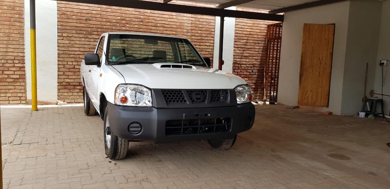 2018 Nissan NP300 2.5Tdi