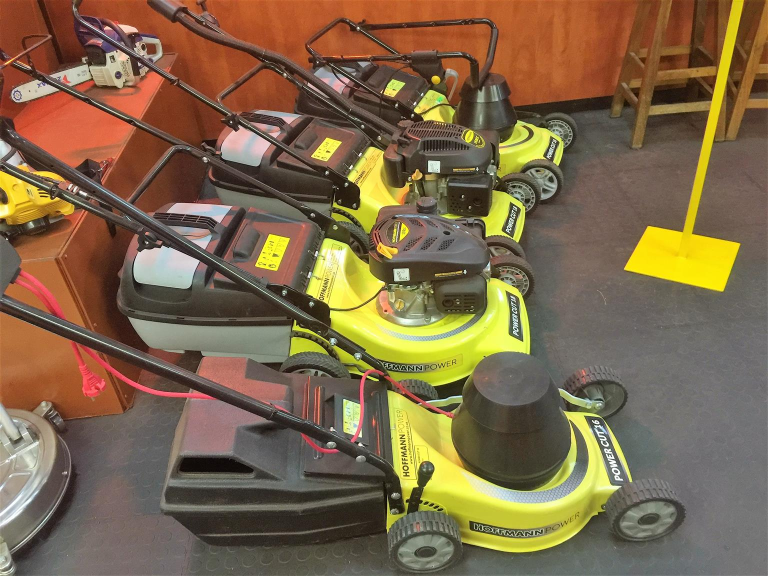 lawnmower special prices