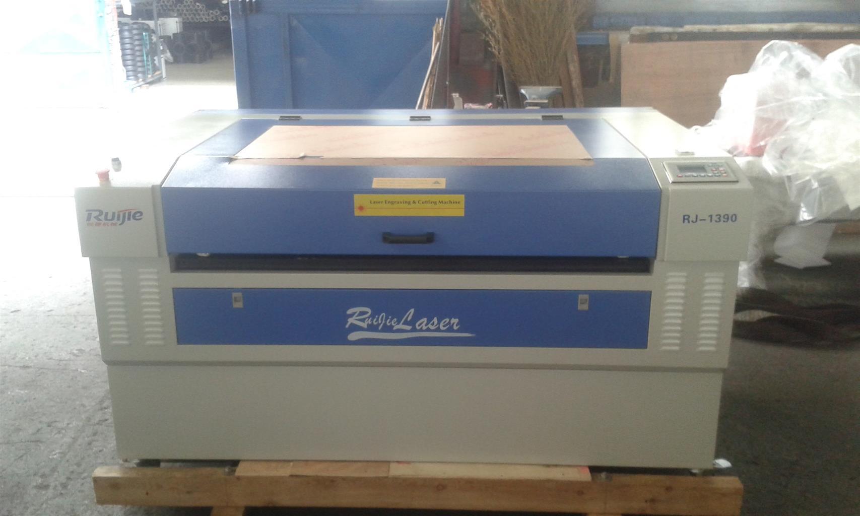 1390 100 watt laser machine