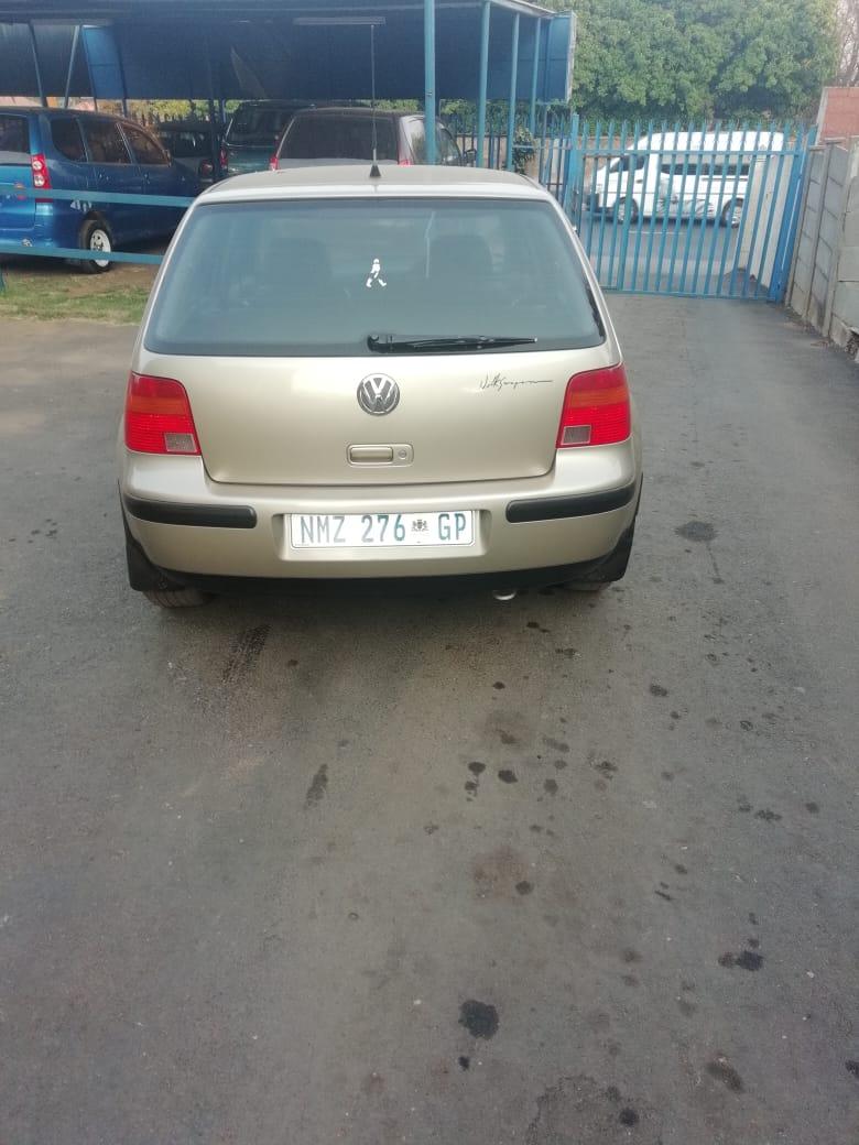 2004 VW Golf 1.6 Comfortline