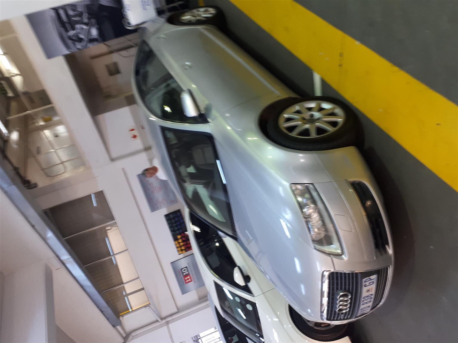 2006 Audi A6 3.0TDI quattro tiptronic