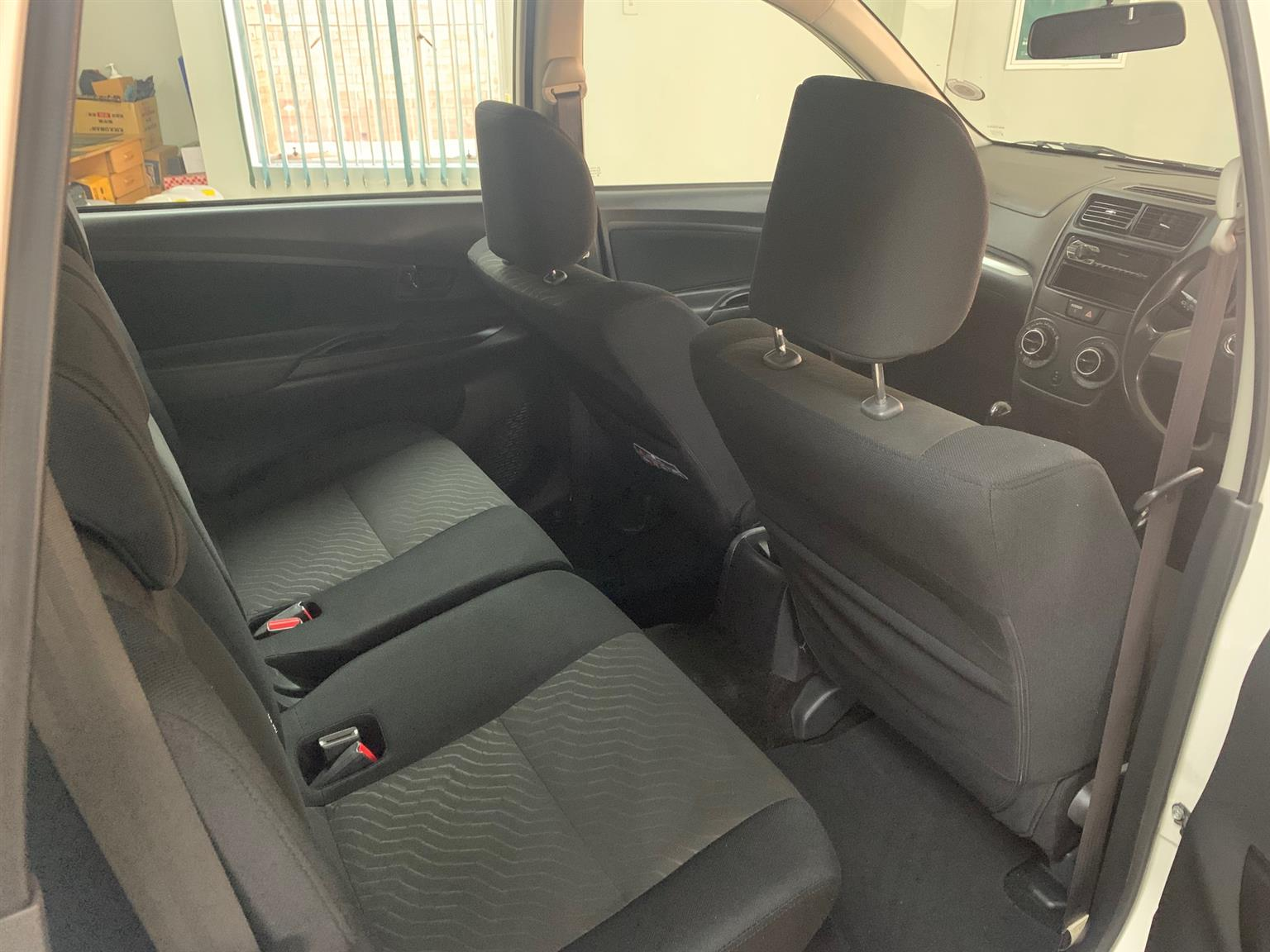2017 Toyota Avanza AVANZA 1.5 SX
