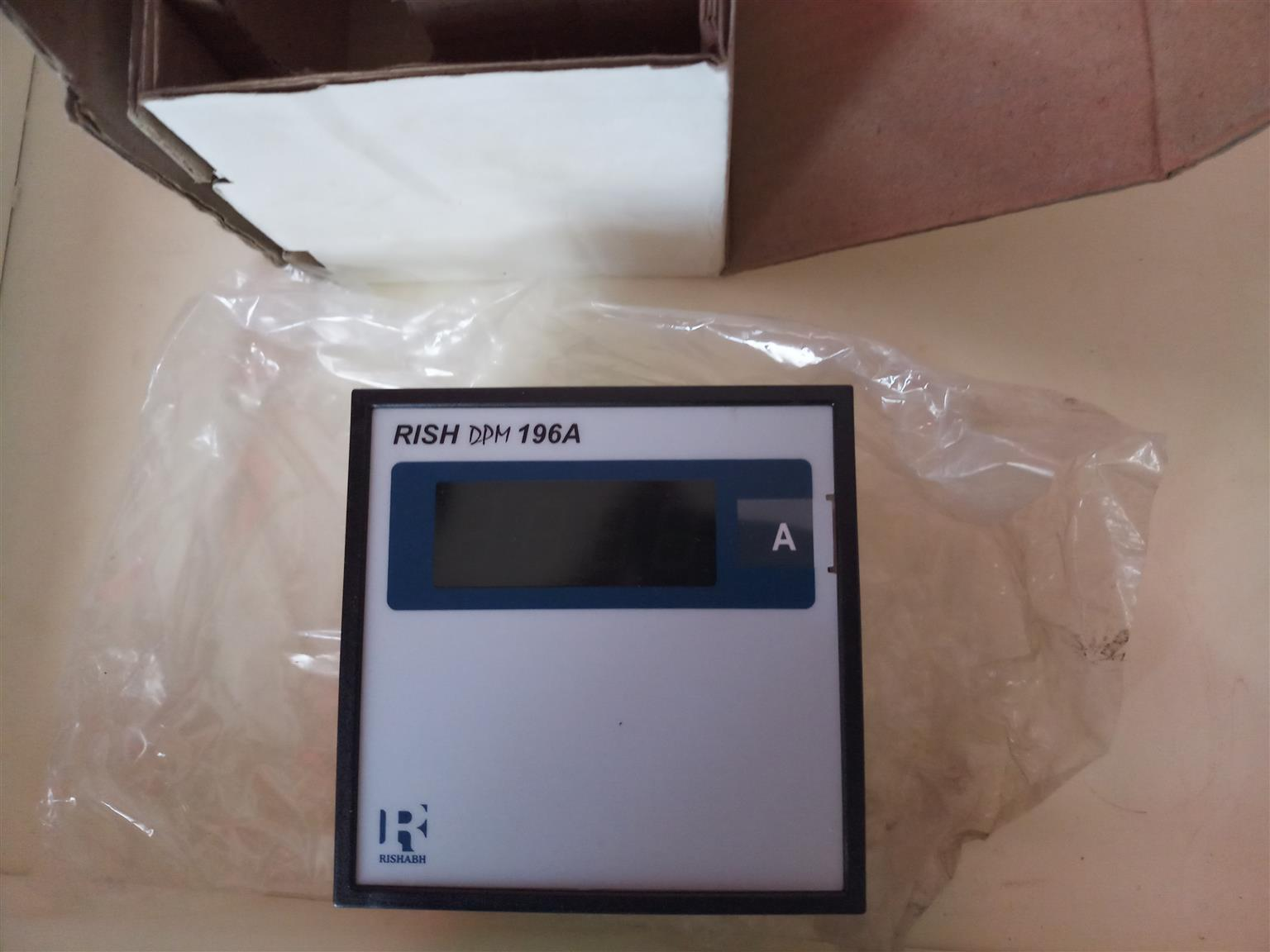 Rish Digital DPH 196A Panel Meter