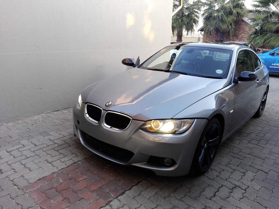 2008 Bmw 3 Series 335i Coupe Auto Junk Mail