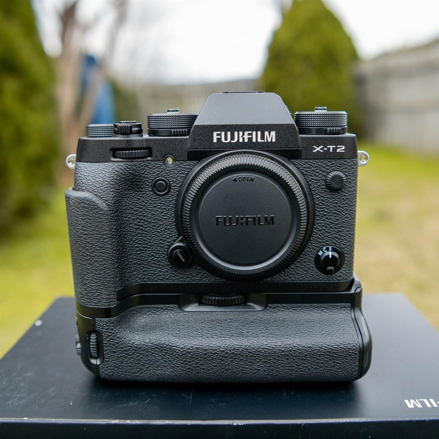 Preowned Fujifilm X-T2
