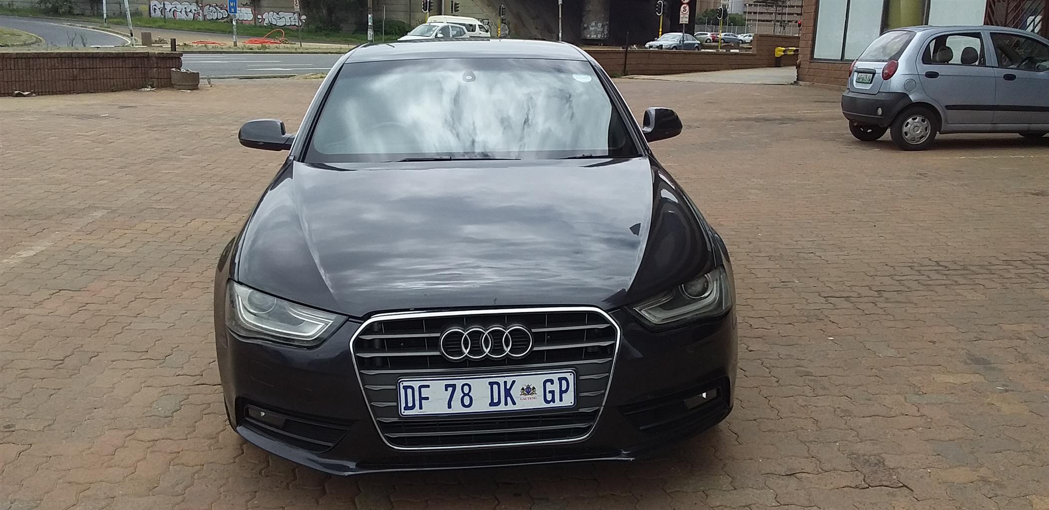 2014 Audi A4 1.8T S auto