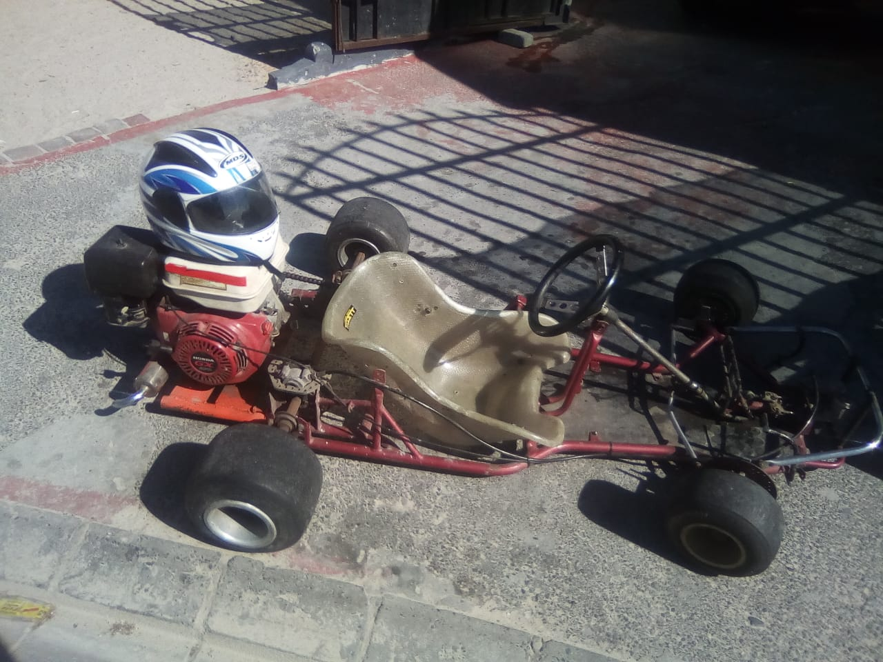 Racing car for sale