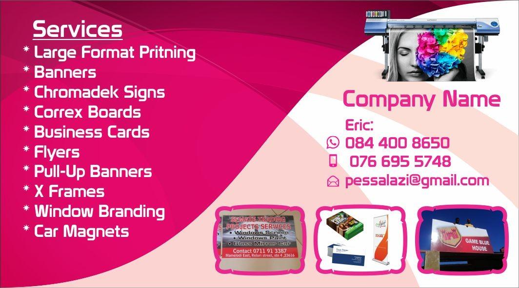 Printing & Branding