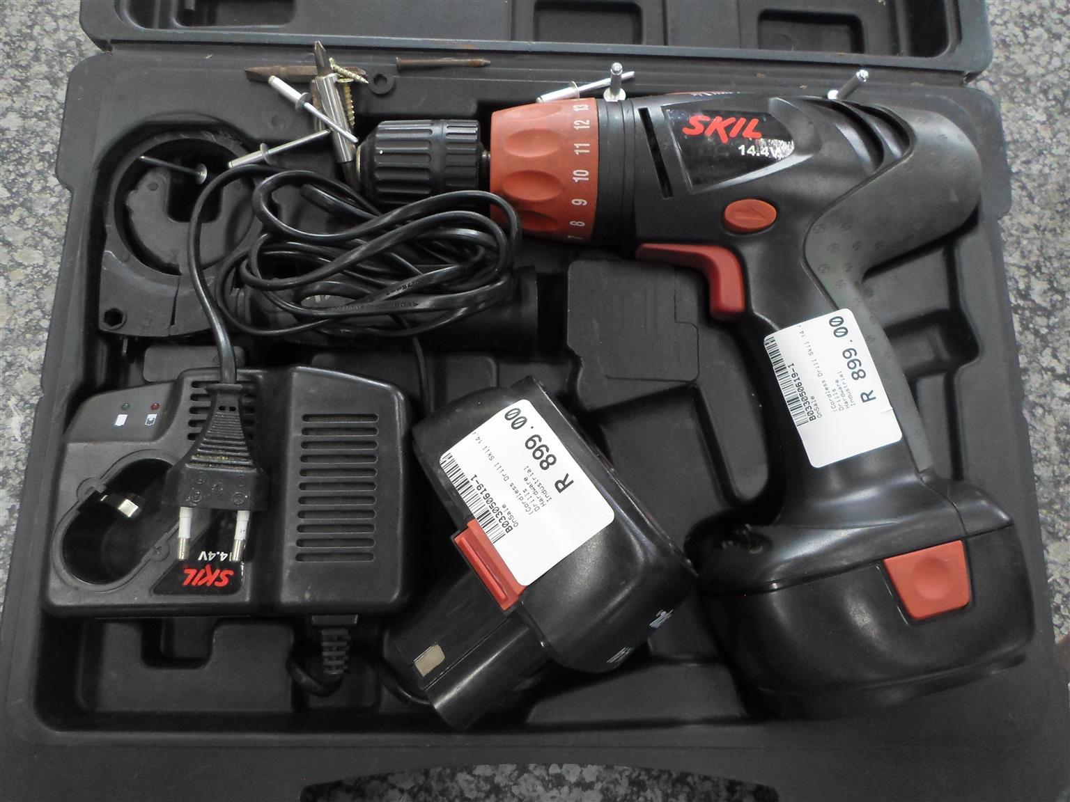 Skil 14.4V Cordless Drill