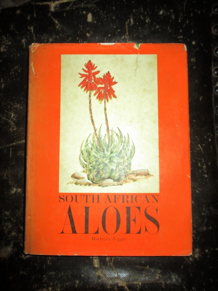 South African Aloes by B Jeppe