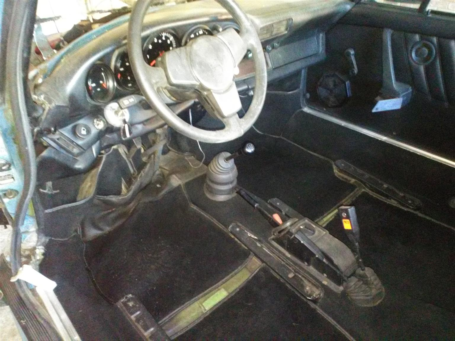 1979 PORSCHE 911 SC..  Coupe LHD.....STRIPPING FOR SPARES
