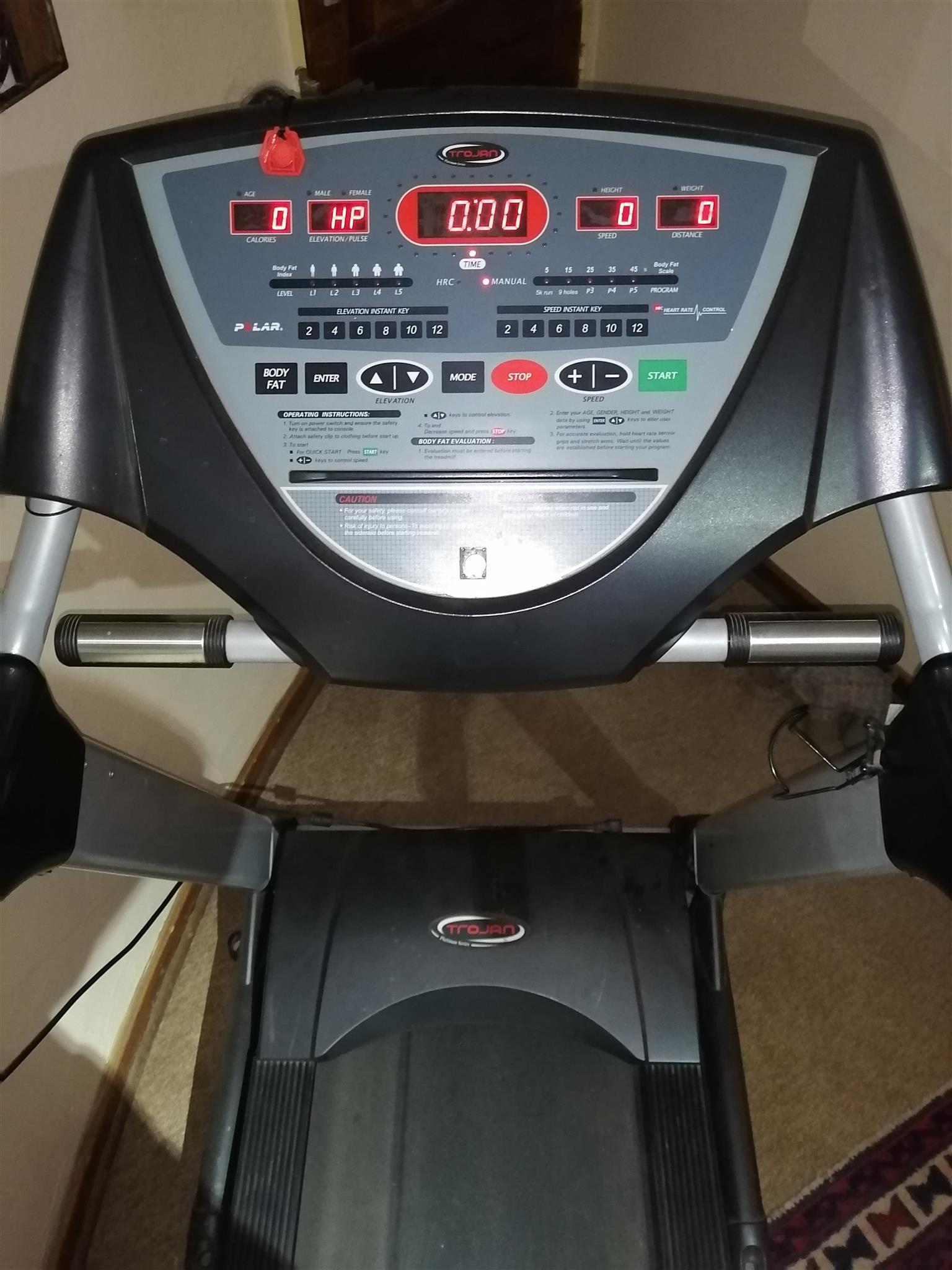 Trojan Solitude Treadmill