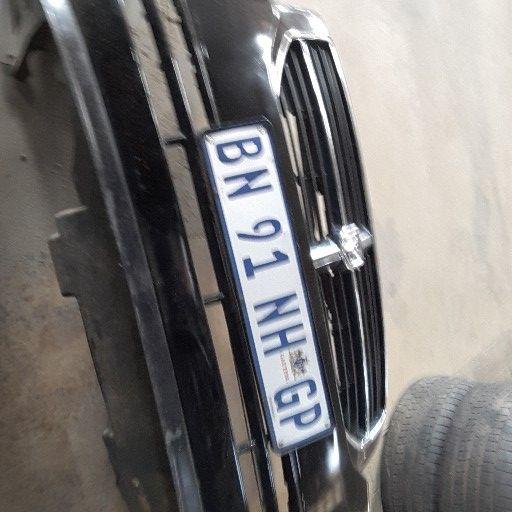 Dodge caliber front Bumper