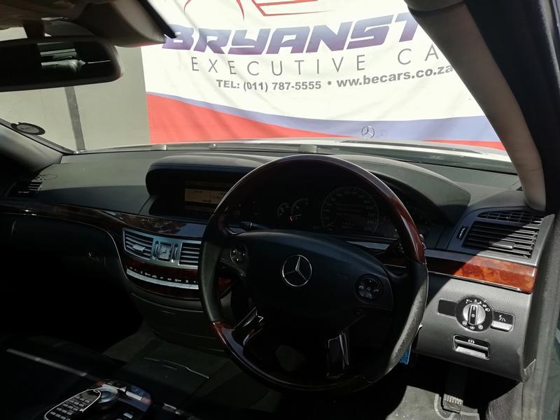 2008 Mercedes Benz S Class S320CDI