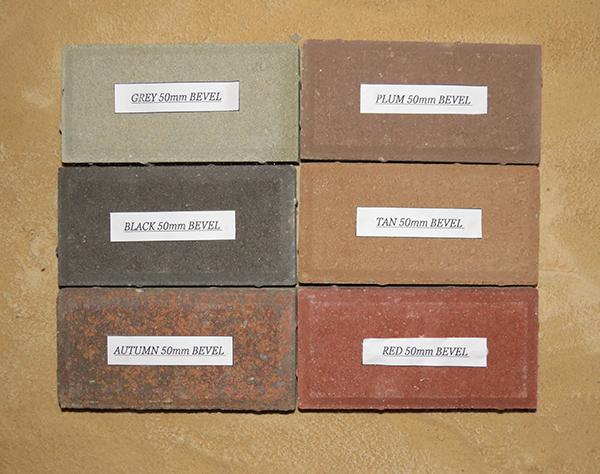 Paving Bricks SABS