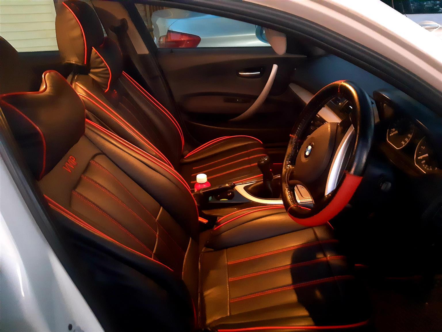 2005 BMW 1 Series 116i 3 door
