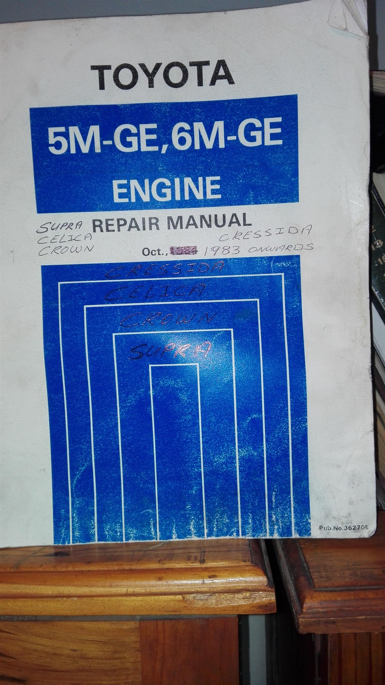 cressida all 1983 83 engine repair manual junk mail rh junkmail co za Toyota Cressida Slammed Toyota Cressida with Leather Seats