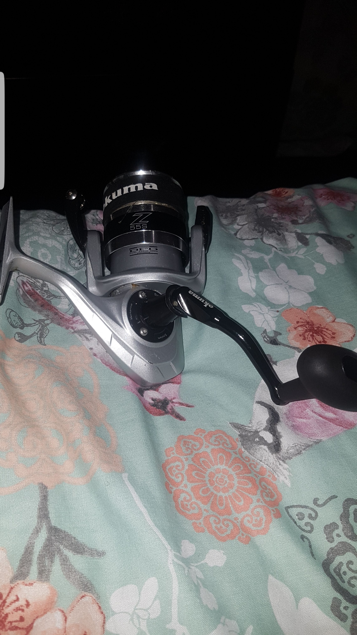 Rods and reel for sale