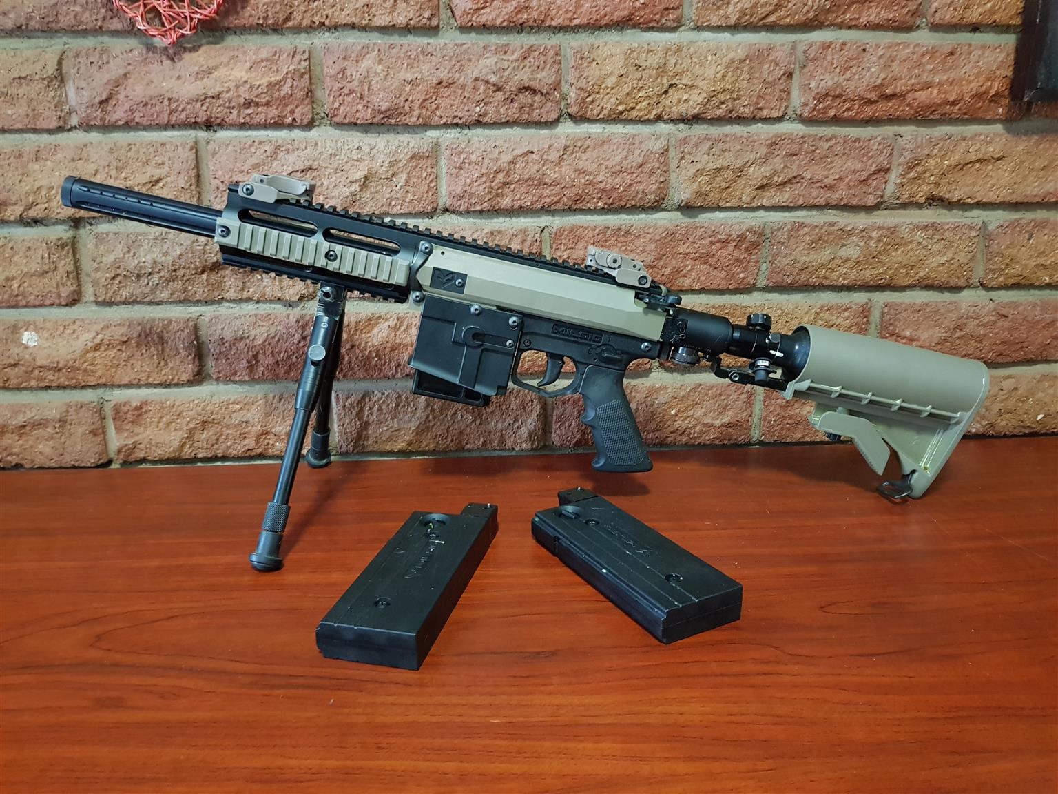 Milsig M17 Elite Paintball Gun Junk Mail