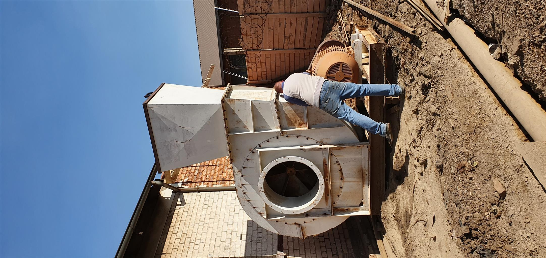 90kw extraction unit