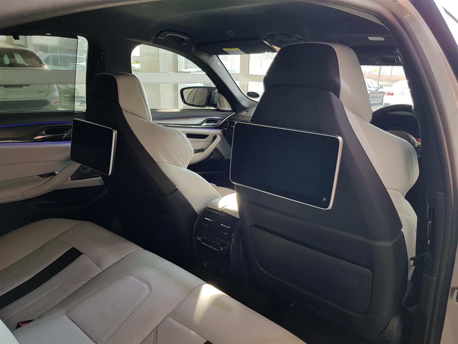 2019 BMW M5 sedan M5 M DCT (F90)