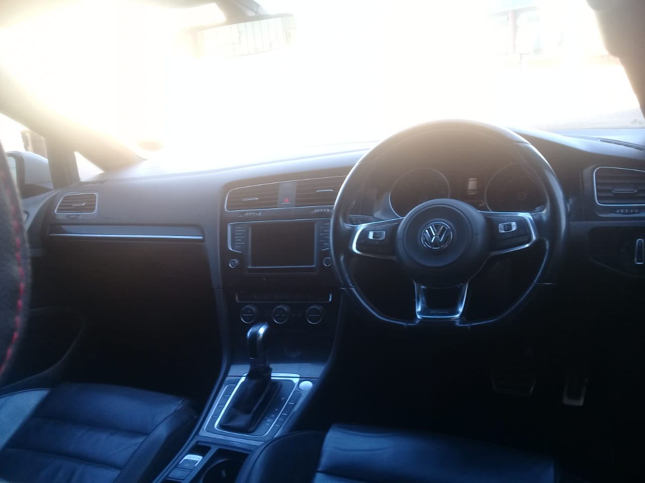 2016 VW Golf hatch GOLF VII GTD 2.0 TDI DSG