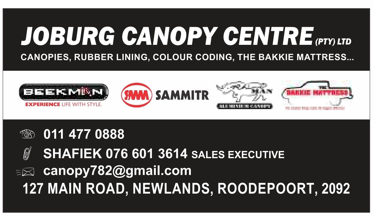 CANOPY AMAROK DOUBLE CAB CARRYBOY 3911