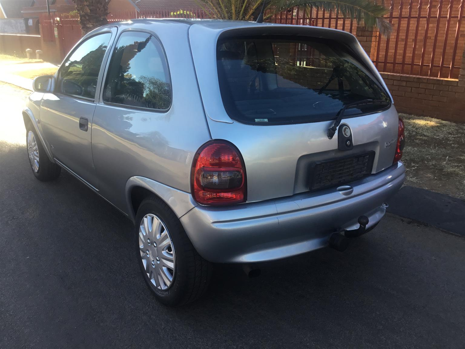 2004 Opel Corsa 1.3CDTi Enjoy