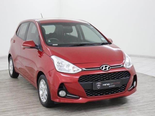 2018 Hyundai i10 1.25 Fluid