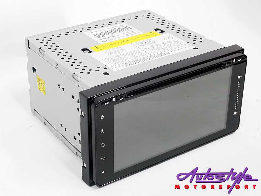 Double Din DVD with USB-Bluetooth-FM for Toyota Hilux-Fortuner