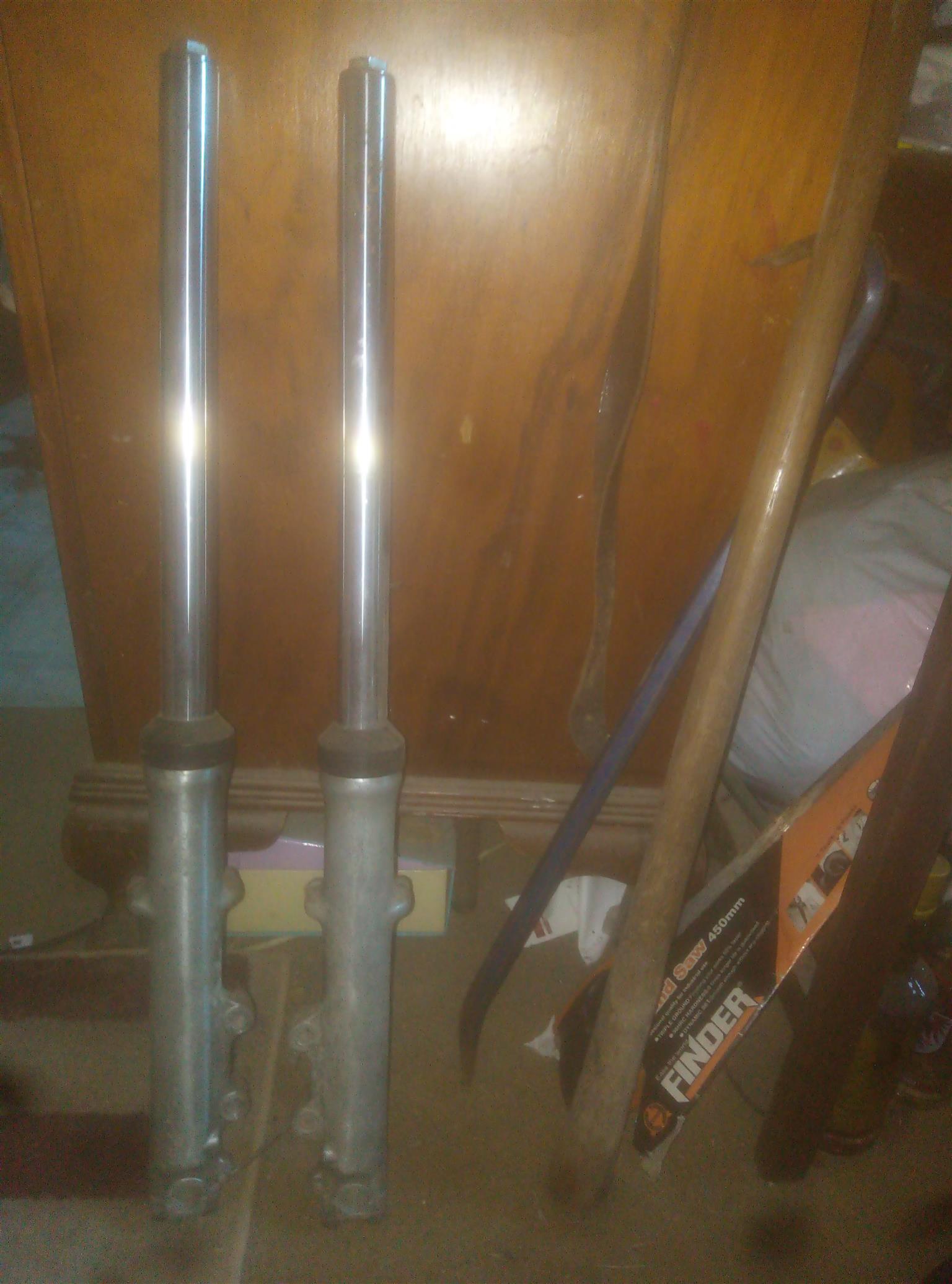 Front forks