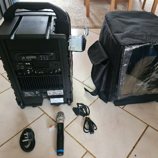 MIPRO Portable PA System